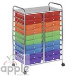 ECR4Kids Carts and Storage Carts, Storage Organizers