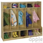 ECR4Kids Coat Lockers, Early Childhood Kids Lockers