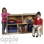 ECR4Kids Storage Units, Storage Cubbies