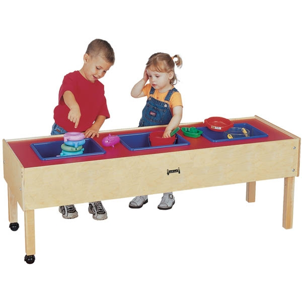 sand and water table sensory table sand table 0886jc