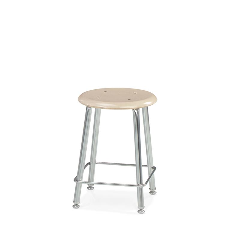 Virco 18 Quot Steel Stool 12118 On Sale Now