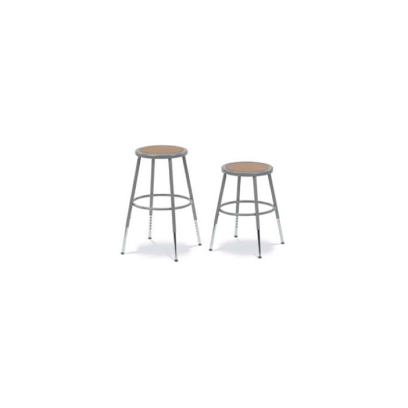 Virco Adjustable Stool 1222533sg On Sale Now