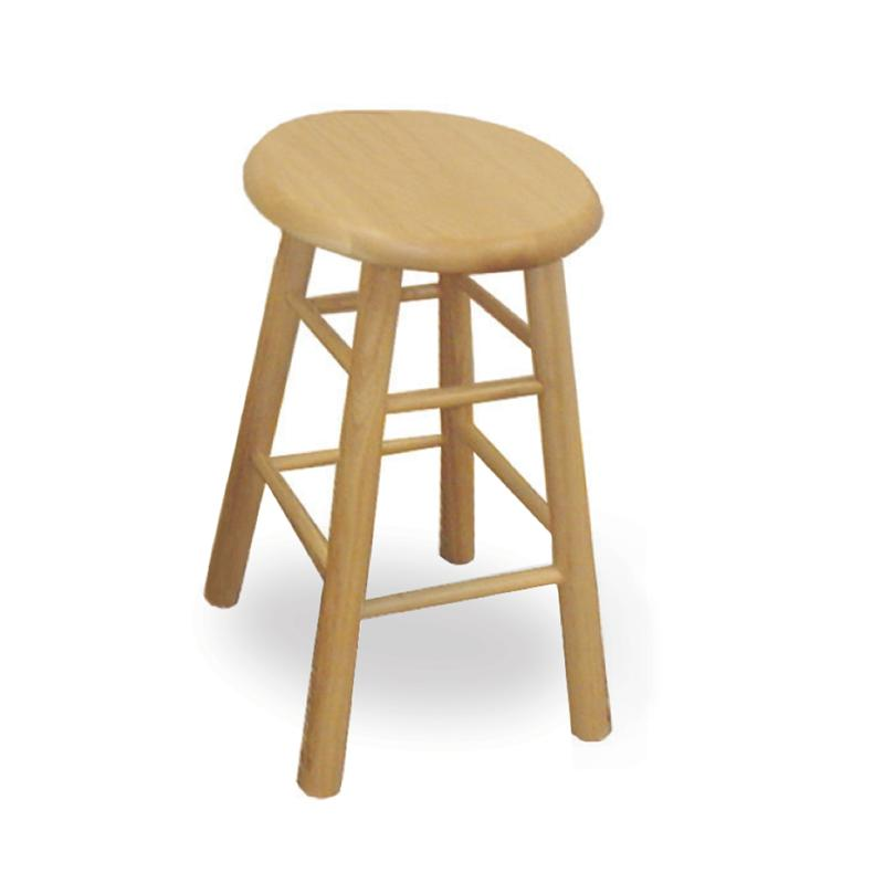 Virco 24 Quot Wood Stool 12324 On Sale Now