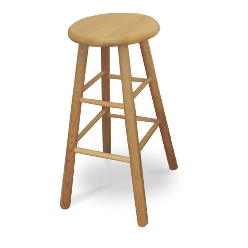 Virco 30 Quot Wood Stool 12330 On Sale Now