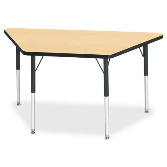 Trapezoid Shaped Tables Ridgeline Appleschoolsupply Com