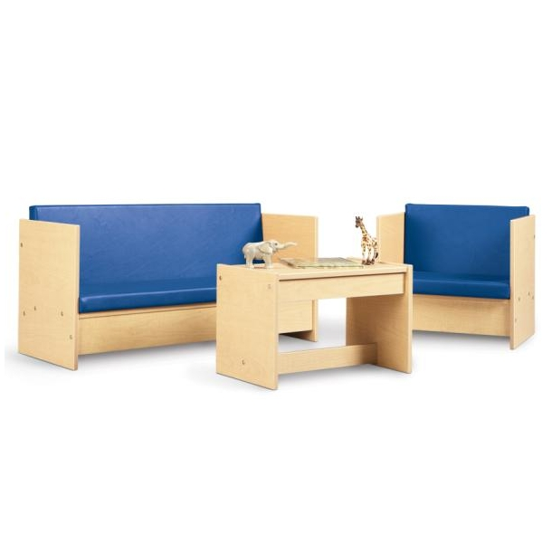 Young Time Furniture 7085YR441 3 pc Living Room Set
