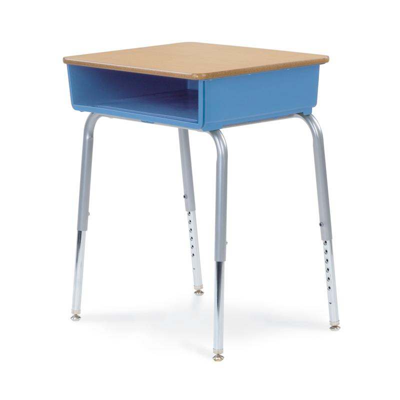 Virco 785 Open Front Student Desk On Sale Now