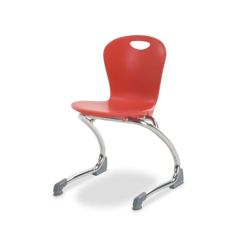 Virco Zuma Cantilever Seating Ergonomic Student Chairs