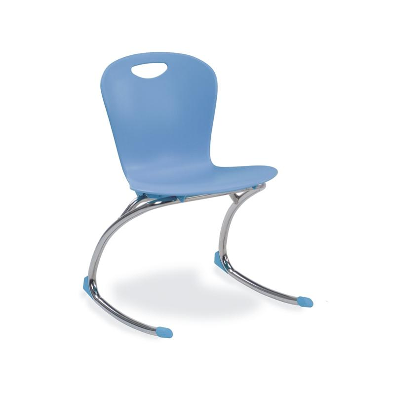 Virco Zuma Cantilever Rocker Ergonomic Student Chairs On