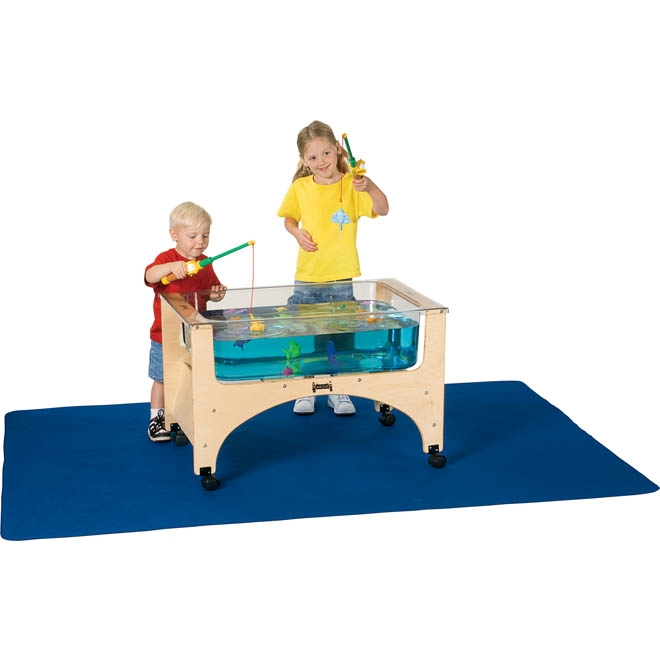 Jonti Craft Blue Sensory Table Ma 8430jc Apple School Supply