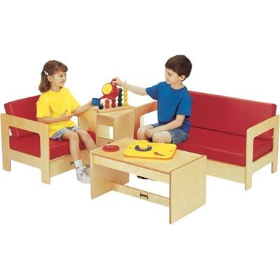 Living Room Set (4 pcs) - Jonti-Craft - 0380JC