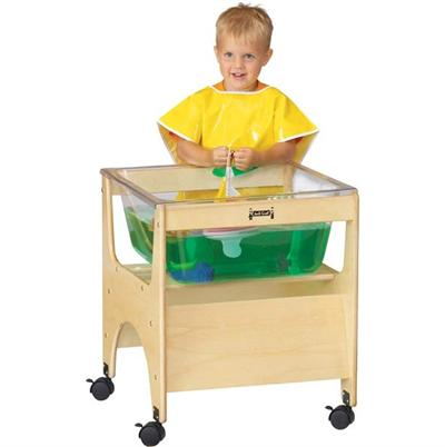 Jonti Craft See Thru Mini Sensory Table 2870jc On Sale Now