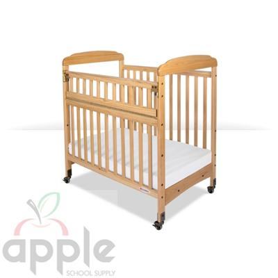 Serenity Crib Natural SafeReach Clearview 1742040
