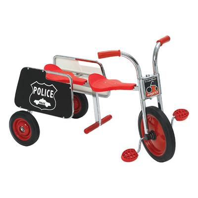 Angeles SilverRider Police Trike - AFB1300PSR