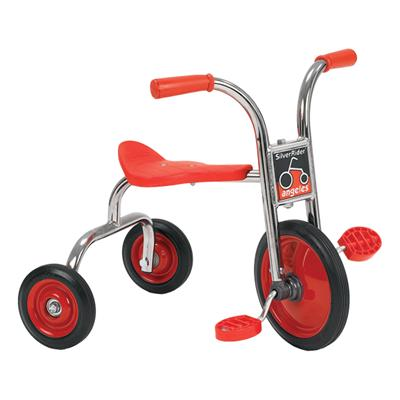 "Angeles SilverRider 10"" Pedal Pusher Trike - AFB2700SR"