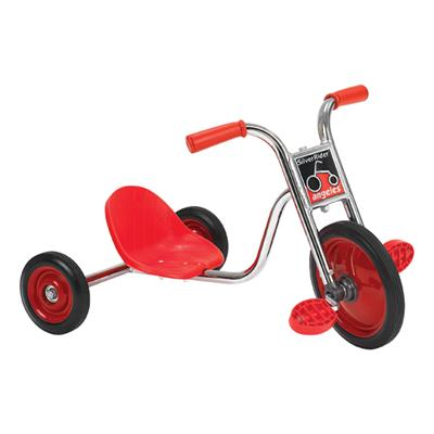 "Angeles SilverRider 10"" Pedal Pusher LT Trike - AFB2710SR"