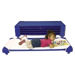 ELR-021-5 6-Pk Stackable Kiddie Cots