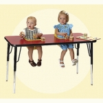 2 Seat Toddler Table - Feeding Table TT2