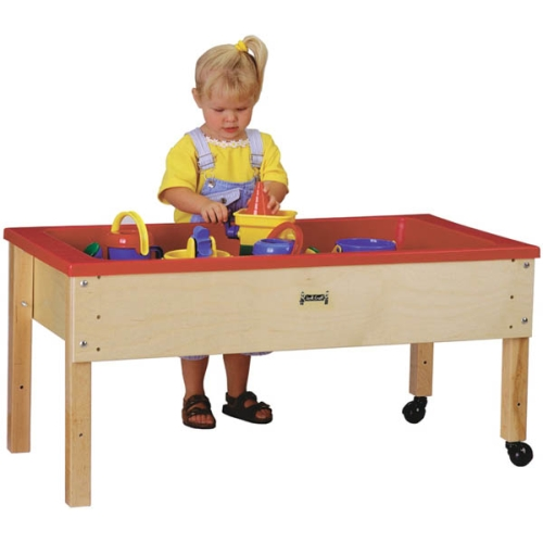 Jonti craft sensory table toddler height 0286jc on sale now for Toddler table