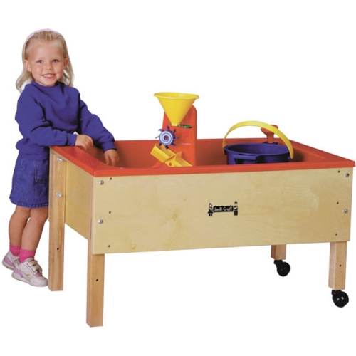 Jonti craft space saver sensory table sand and water tables 2857jc