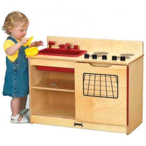 Jonti Craft 2 In 1 Kinder Kitchen Kitchen 0672jc