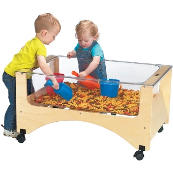 Replacement Tub See Thru Sensory Table On Sale Now