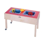 Sand and Water Table, Sensory Table, Sand Table, 0485jc