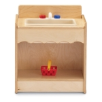Jonti-Craft Toddler Contempo Kitchen Sink - 2078JC