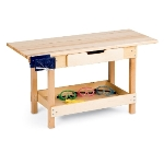 Jonti-Craft Workbench with Drawer 2638JC