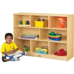 Super-Sized Mobile Storage Unit - Jonti-Craft 2691JC