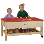 SENSORY TABLE w/SHELF - TODDLER Jonti-Craft 2866JC