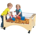 Replacement Tub for See-Thru Sensory Table by Jonti-Craft