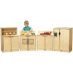 The Kinder-Kitchen Set (4pc) - Jonti-Craft 40801JC
