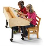 Jonti-Craft Dual Tablet Tables
