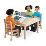 Twin Reading Table - Jonti-Craft 3850JC