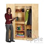 Jonti-Craft Wardrobe Closet Deluxe - 5951JC
