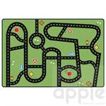 Drive & Play Accent Rug - Carpets for Kids