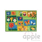 Nature's Toddler Rectangle Rug - Carpets for Kids - Free Shipping