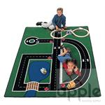 Neighborhood Rectangle Rug - Carpets for Kids - Free Shipping