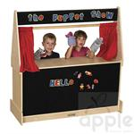 ECR4Kids Puppet Theater - Flannel  ELR-0693