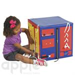 ECR4Kids SoftZone Dress Me Up and Learn Cube ELR-0863