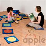Kalokids Properties of Shapes Mini Placement Carpets BN0065
