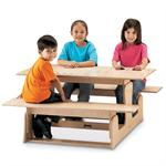 Picnic Table - Jonti-Craft 3820JC