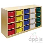 ECR4Kids Storage Cubbies