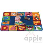 Infant & Toddler Carpets For Kids