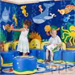 Ocean Life Soft Furniture