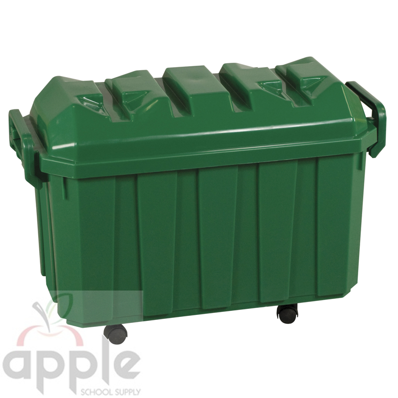 ... ELR-0167 Stackable Storage Trunk - Assorted 4 Piece ELR-0167  sc 1 st  Apple School Supply & ECR4Kids ELR-0167 4 Stackable Storage Trunks FREE SHIPPING!