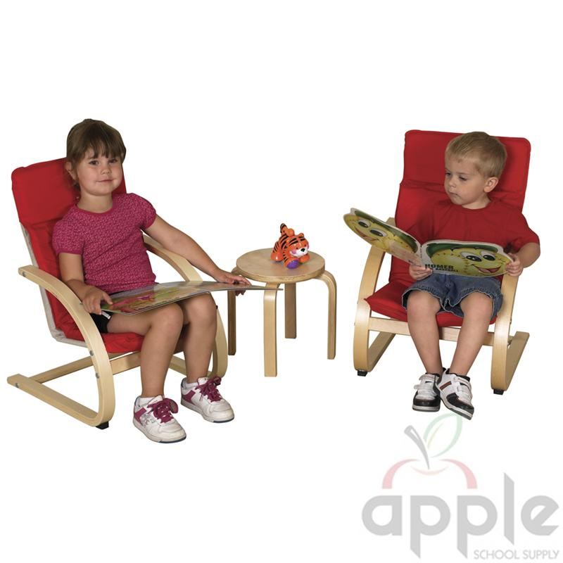 Ecr4kids Elr 0344 Bentwood Comfort Chair Set Free Shipping