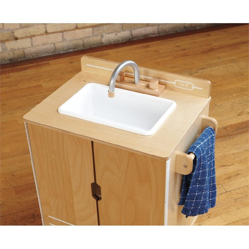 kitchen sink school truemodern play kitchen 1711jc ultra modern design 2869