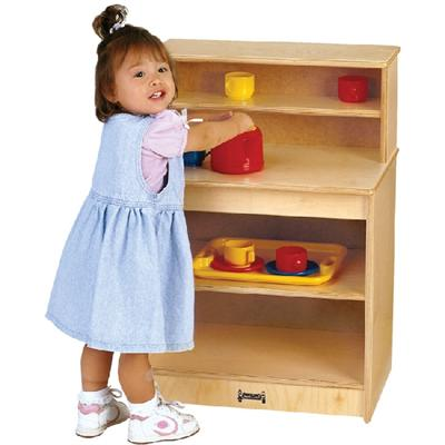 Jonti-Craft Toddler Cupboard - 0407JC